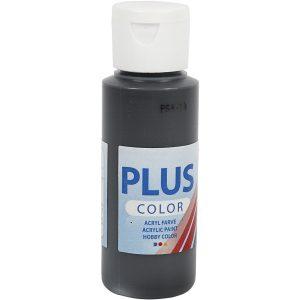 acrylverf zwart Plus color