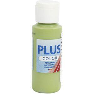 acrylverf blad groen Plus color